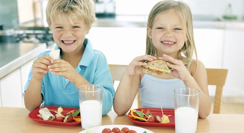 Çocuklara Sebze Yedirmenin Yolları