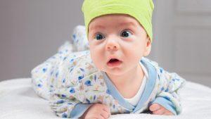 aylık bebek ve psikoloji